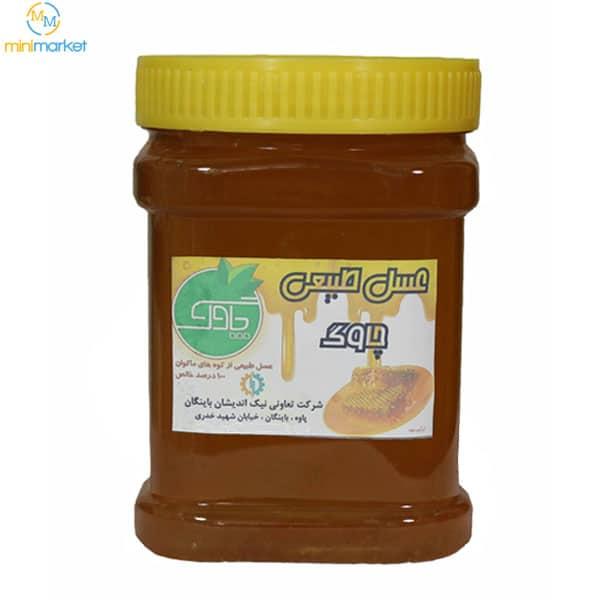 عسل طبیعی چاوگ – 1 کیلوگرم